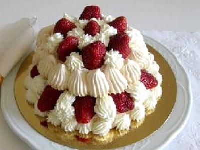 Вкусные меренги и торт-безе