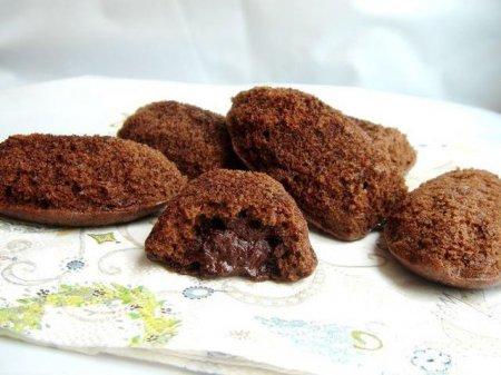 Рецепт тарта с карамелью и чили «Шоколадное озеро»