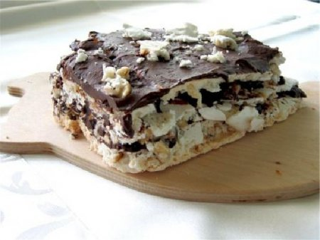 Рецепт торта  «Чудо»