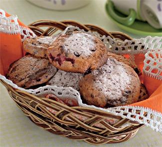 Фруктовое домашнее печенье
