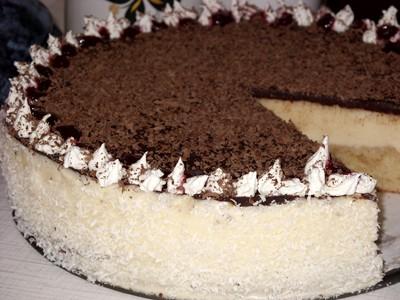 Рецепт торта «Певчая птичка»