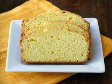 Рецепт  классического фунтового кекса