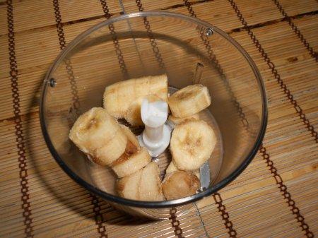 Бананово-шоколадное мороженое за 5 минут