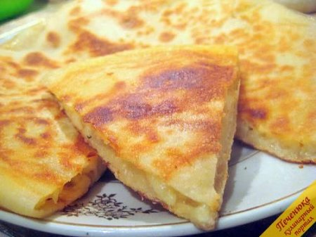Осетинская выпечка, или самые вкусные пироги в мире
