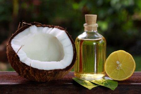 Кокосовое масло для приема в пищу