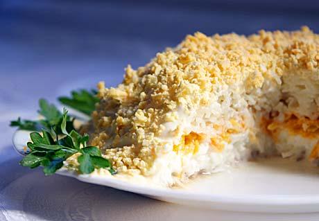 Рыбные консервы в мультиварке – кулинарный рецепт