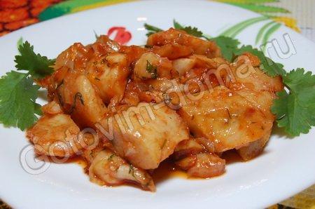 рецепты котлеты из щуки в томатном соусе