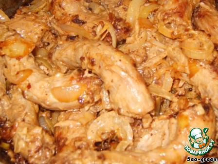 видео рецепты свиной шейки в духовке