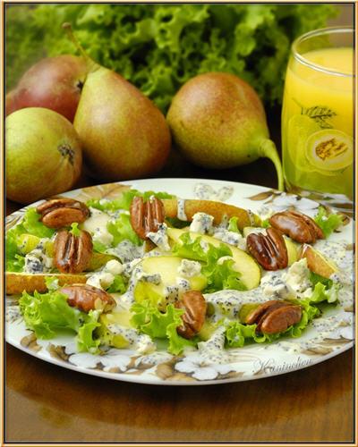 Карри из курицы с грушей и ананасами, пошаговый рецепт с фото