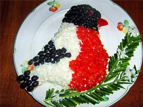 Торт с готовых вафельных коржей с фото