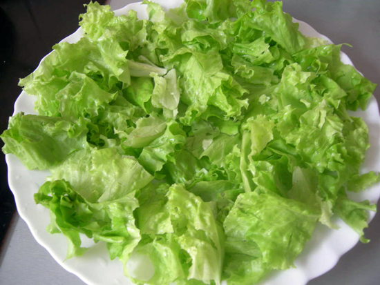 Салат 'Зеленый'