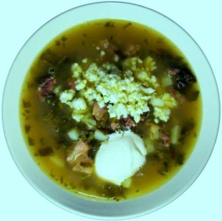 рецепты супа с бараниной с фото