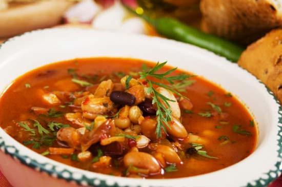 грибной суп с мясом рецепт с фото