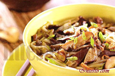 рецепты супов с куриными желудками