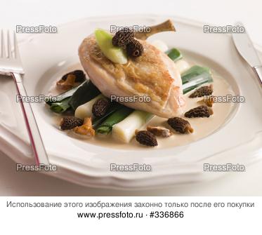 суп из сушеных грибов рецепт с курицей с фото