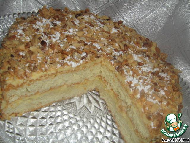 Торт 'Подарочный'