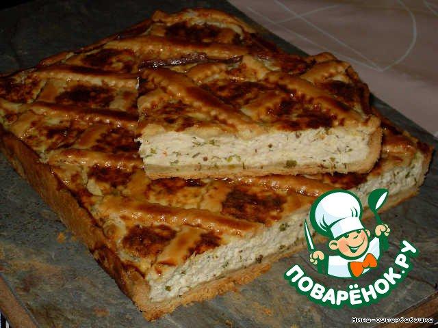 Пирог 'Курочка-суфле'
