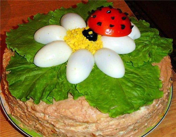 Блинный тортик 'ЛЕТО'