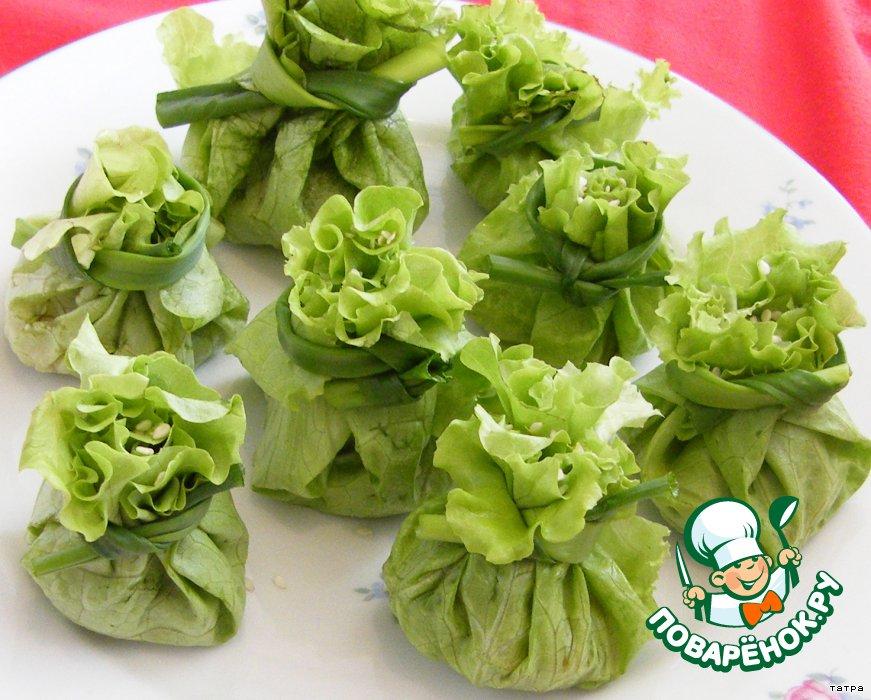 Салат с маскарпоне рецепты