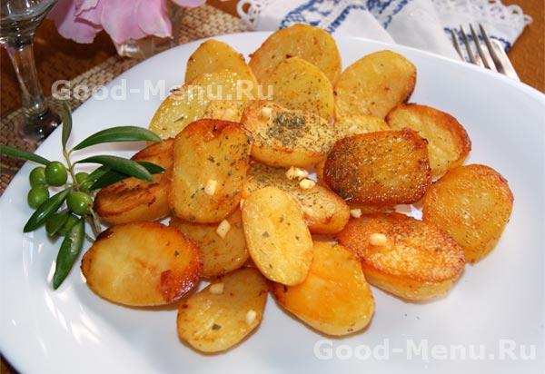 запеченный картофель в мундире в мультиварке рецепты