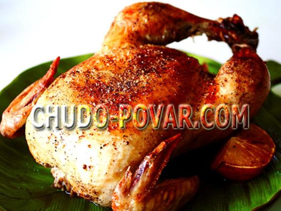 рецепт курицы по тайски с овощами #7