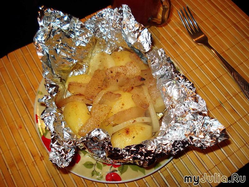 рецепт сибаса в фольге в духовке рецепт