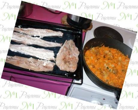 минтай в брикетах рецепты в духовке