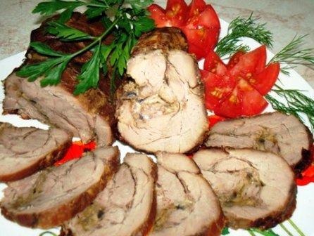 Приготовление вторых блюд с фото пошаговое фото