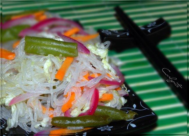 рецепты салатов с кириешками и фасолью