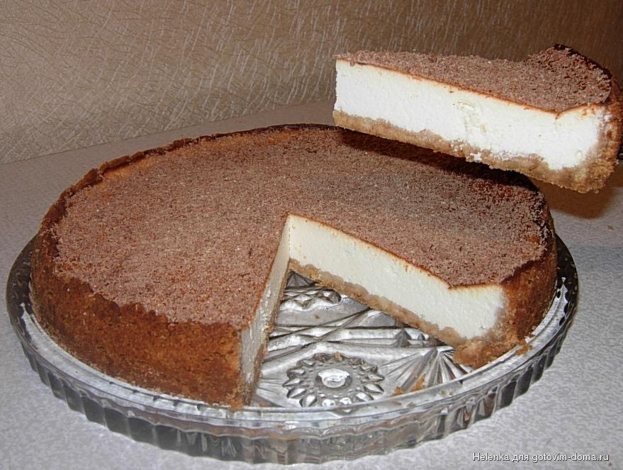 Торт с сыром рикотта рецепт с фото