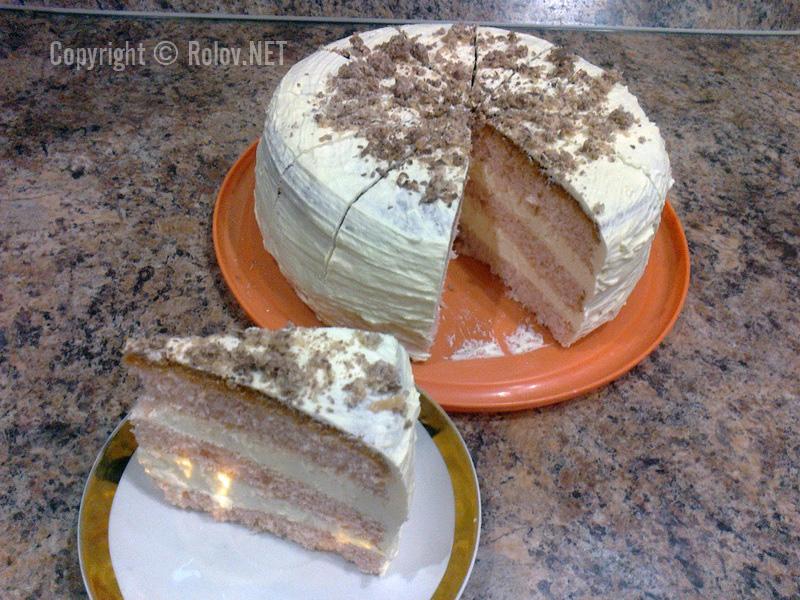 Торт сказка рецепт пошагово в домашних условиях в мультиварке