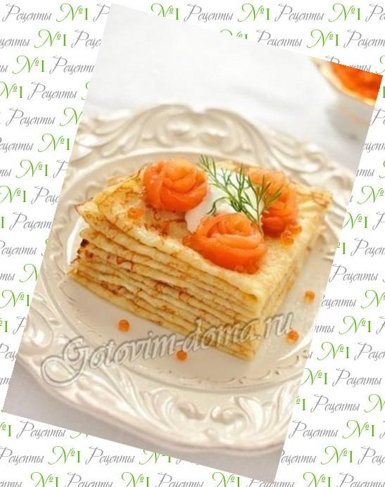 Вкусное тесто на блины на молоке рецепт в граммах