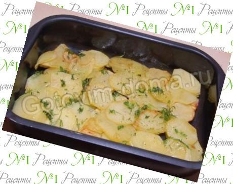 картошка с горчицей в мультиварке рецепты
