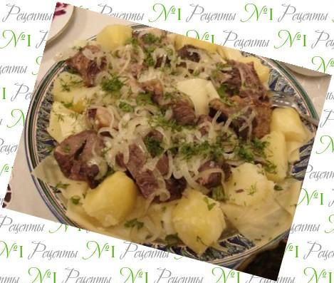 Рецепты курицы с грибами и сыром