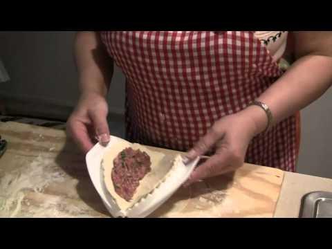 Как приготовить тесто для чебуреков фото