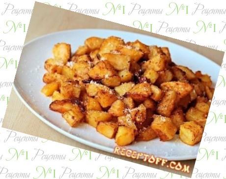 картошку по домашнему в духовке