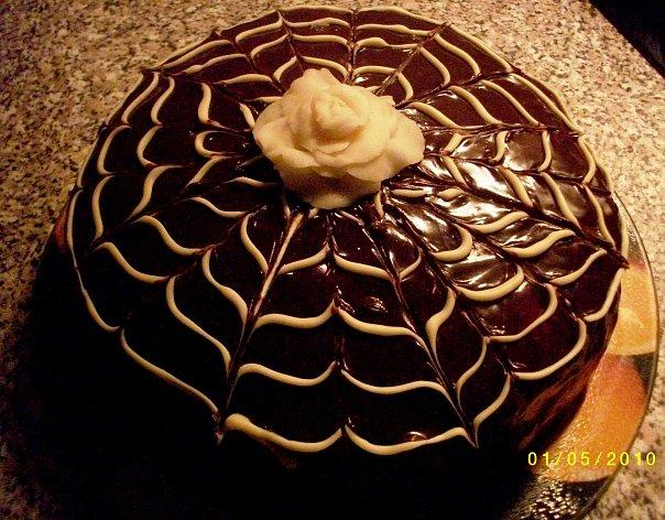 Украшение торта самые красивые торты от Бабушки Эммы 2
