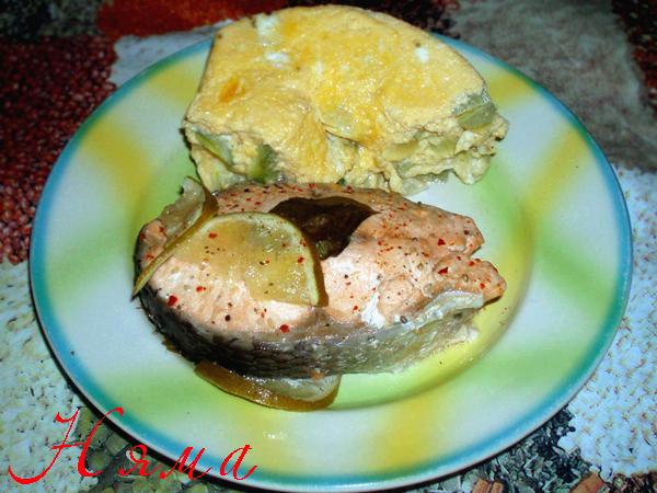 блюда из пароварки с картинками
