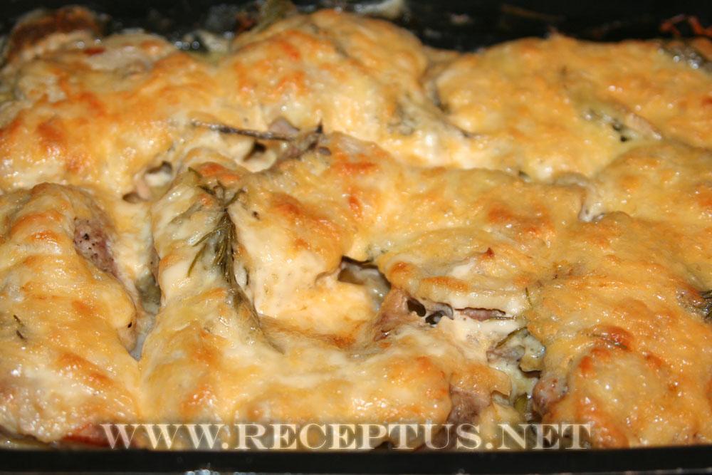 Блюда из рыбных консервов рецепты фото