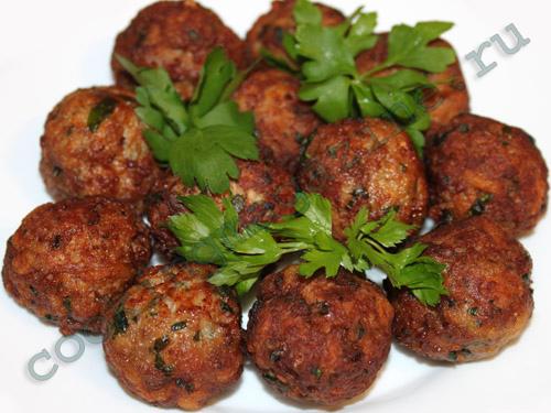 Блюда из свинины фарш рецепты легкие в приготовлении