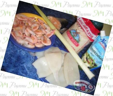 Рецепт салата из семги и ананаса