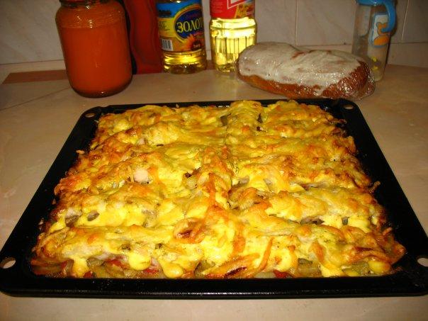филе хека в духовке рецепты с фото