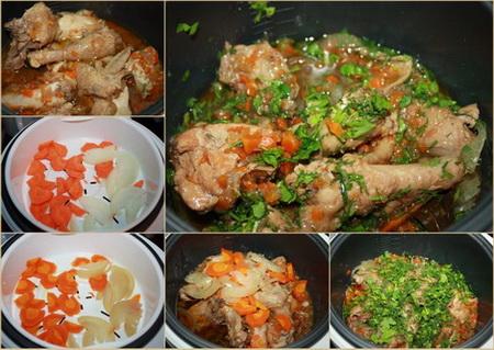 Как приготовить рыбу в маринаде с овощами