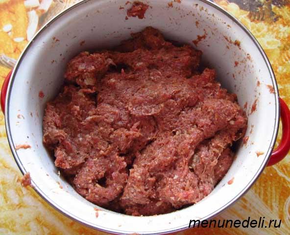 Как сделать мягкой говядину для котлет 166