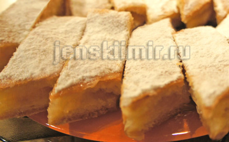 Рецепт пирога лимонника в домашних условиях 118