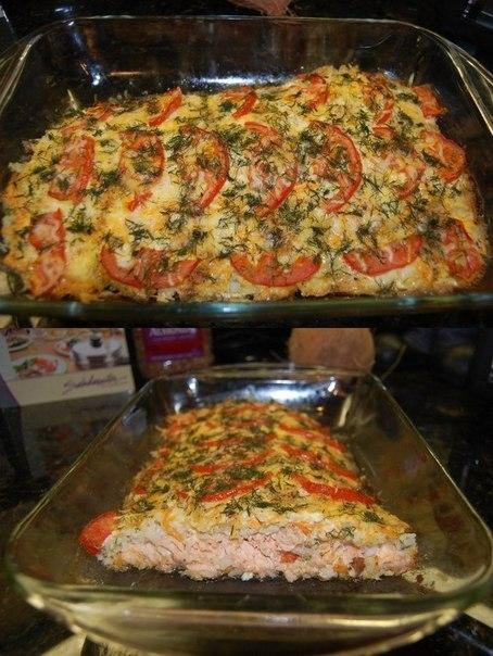Рыба с сыром в мультиварке - пошаговый рецепт с фото на ...