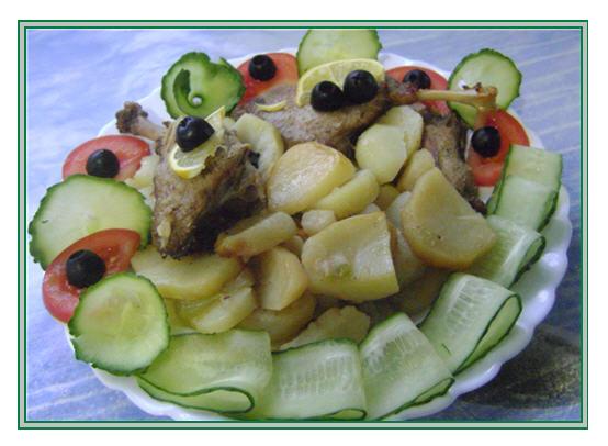 рецепт приготовления гуся с медом духовке