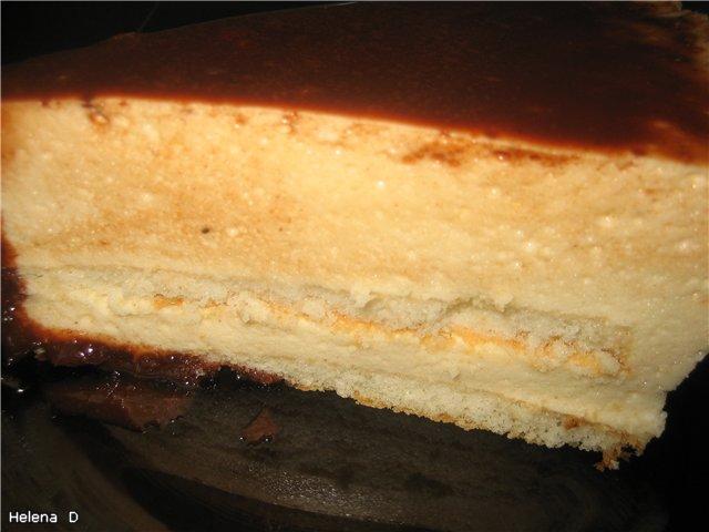 Торт без выпечки в домашних условиях с фото 303