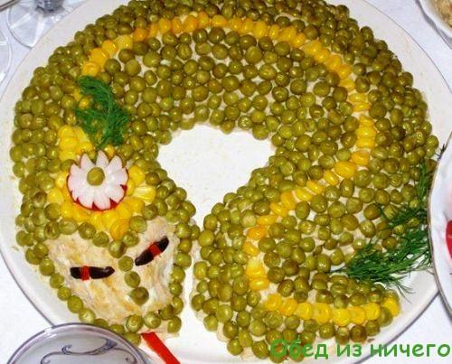 Морская капуста рецепты вкусные с фото