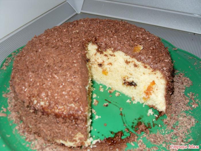 Торт с манкой рецепты